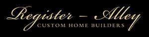 Register Alley Custom Home Builders Logo